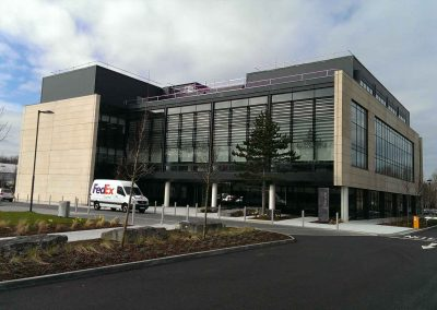 Survey – Office Building, Dublin